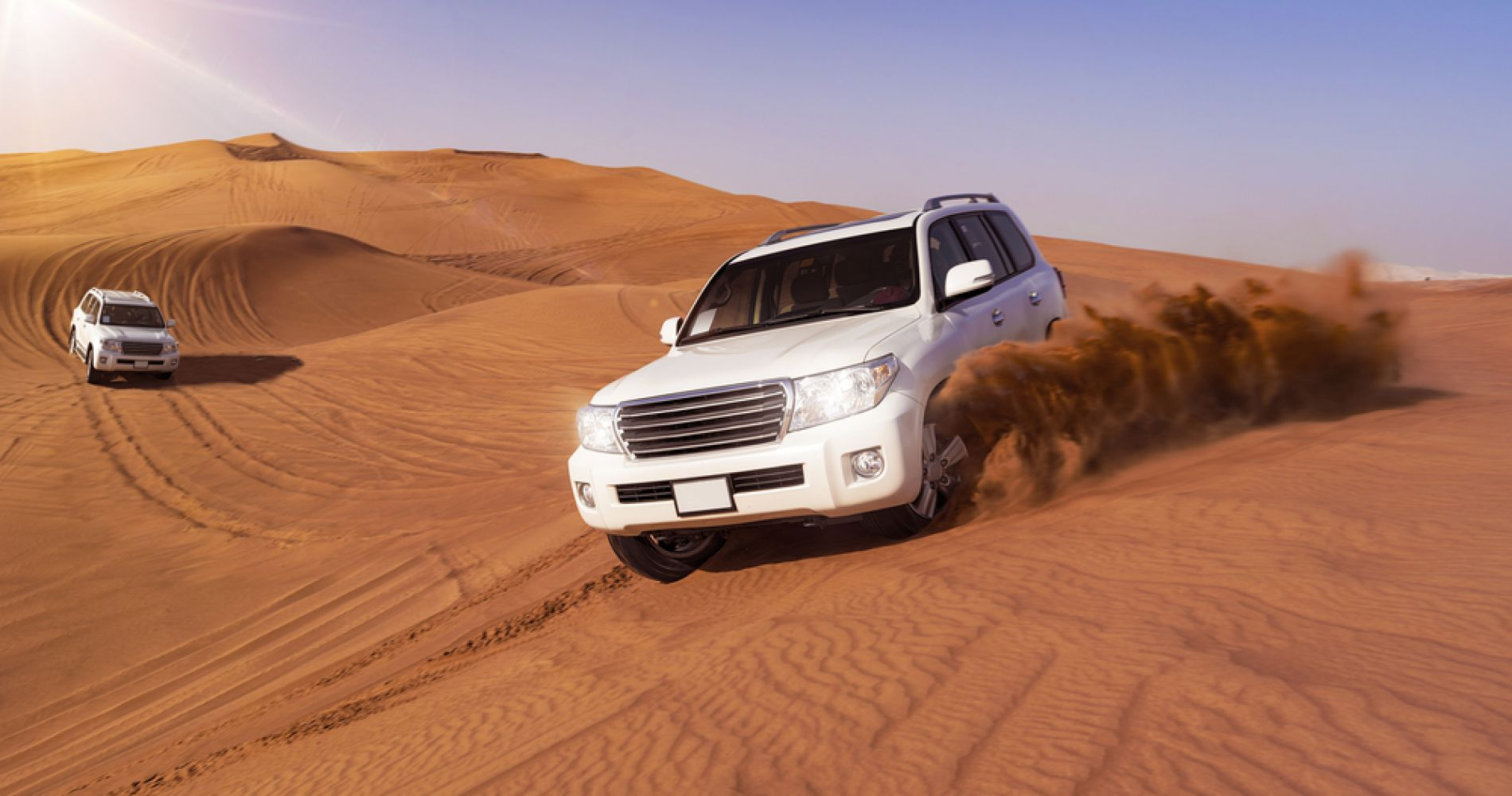 Desert Safari & Camel Ride from Doha for Two