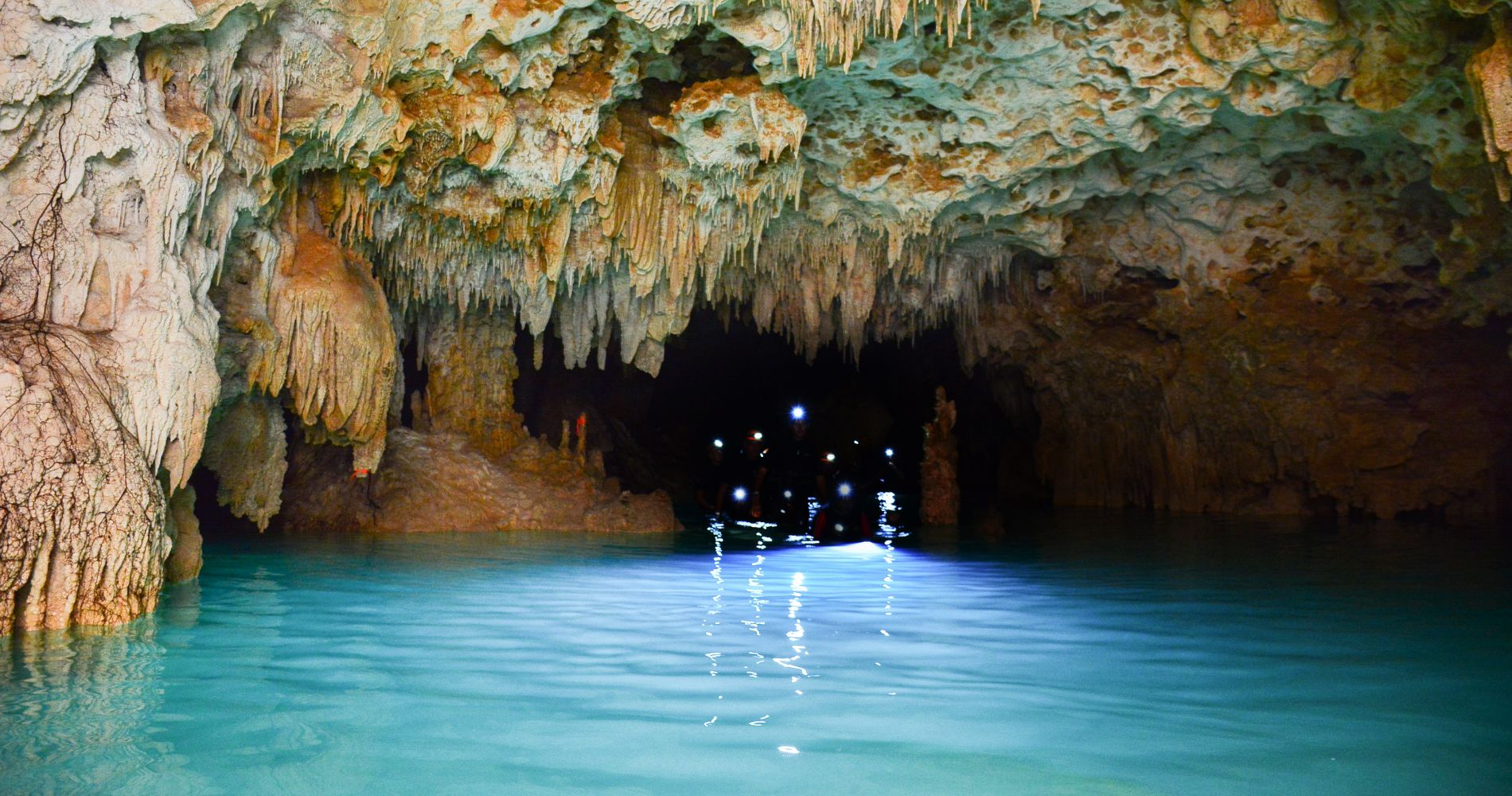 Cave Kayaking Experience from Belize City
