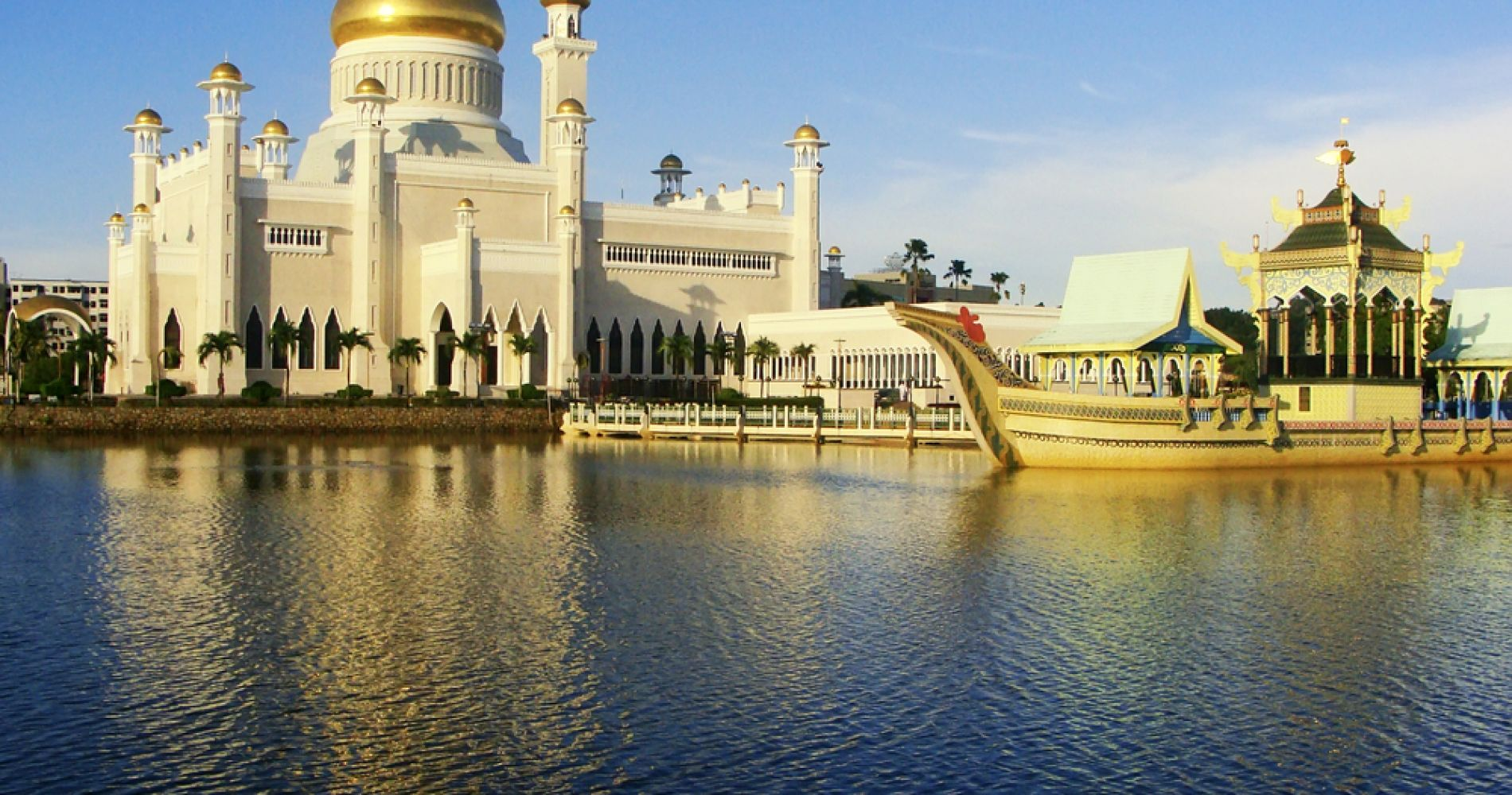 Half Day Tour of Bandar Seri Begawan for Two