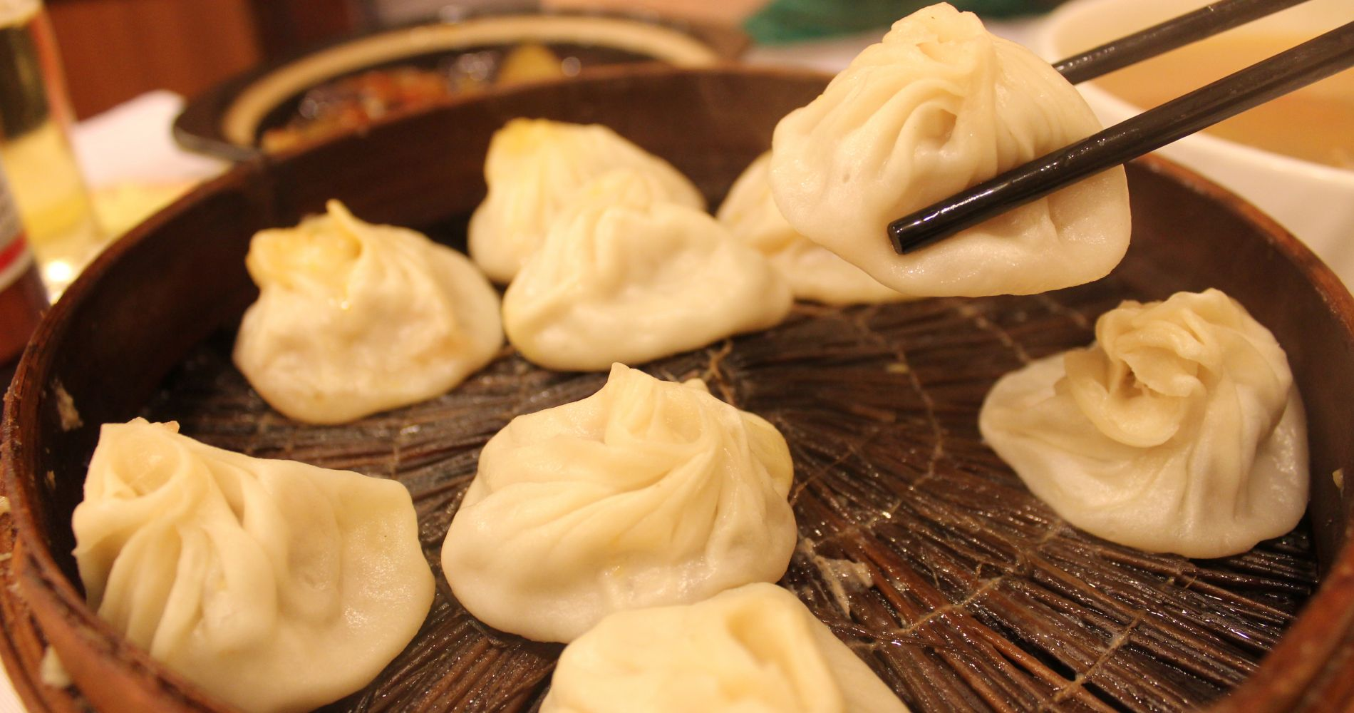 Hands-on Dumpling Delight Experience