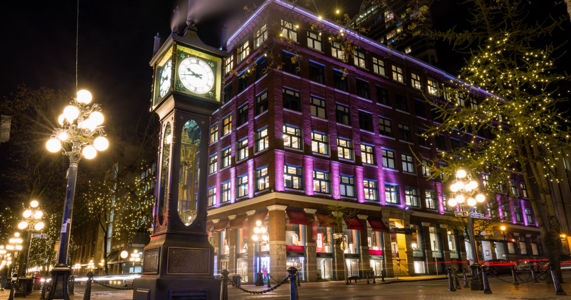 Gastown Food Experience in Vancouver for Two