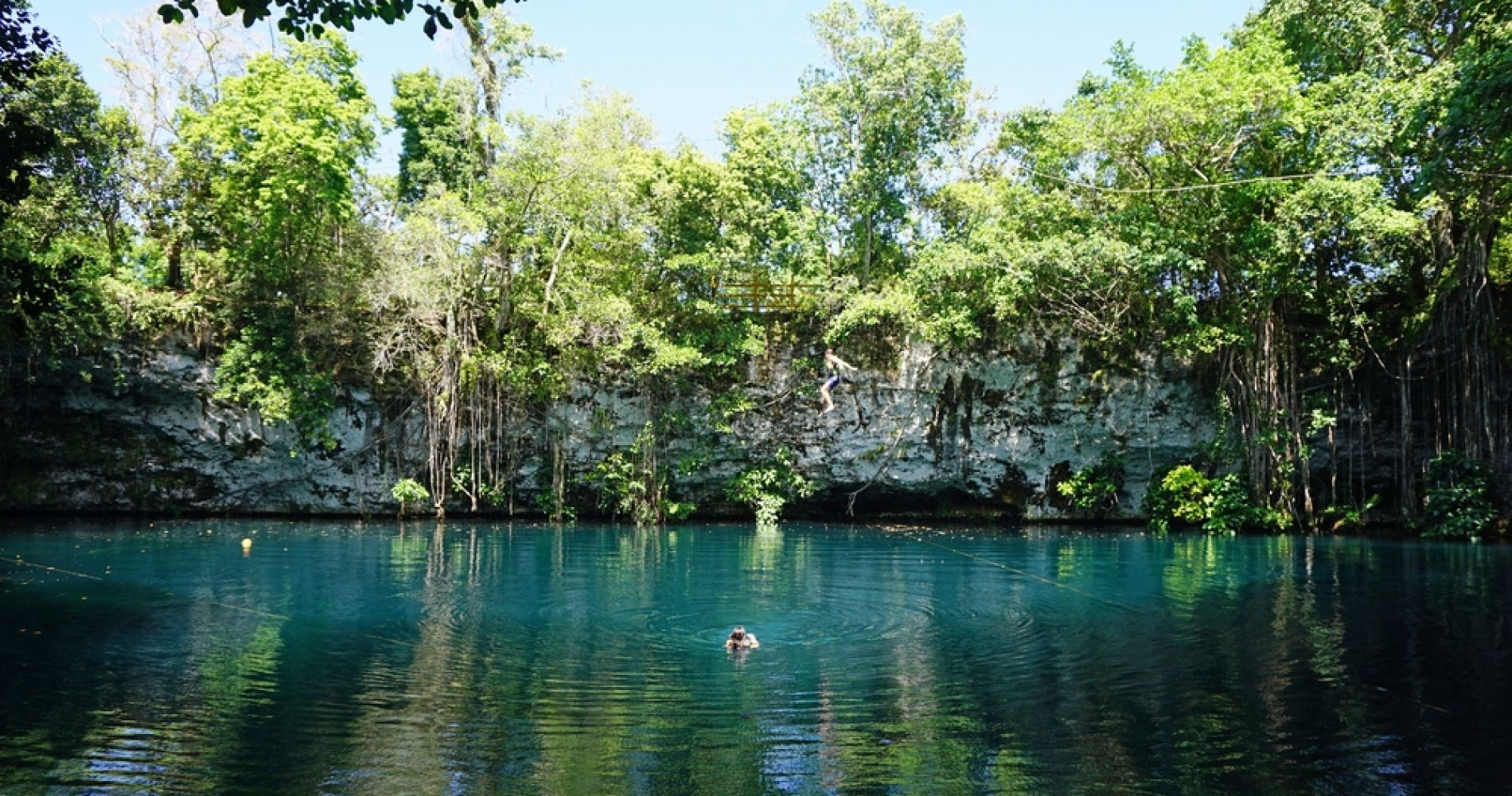 Blue Lagoon Day-Trip from Puerto Plata
