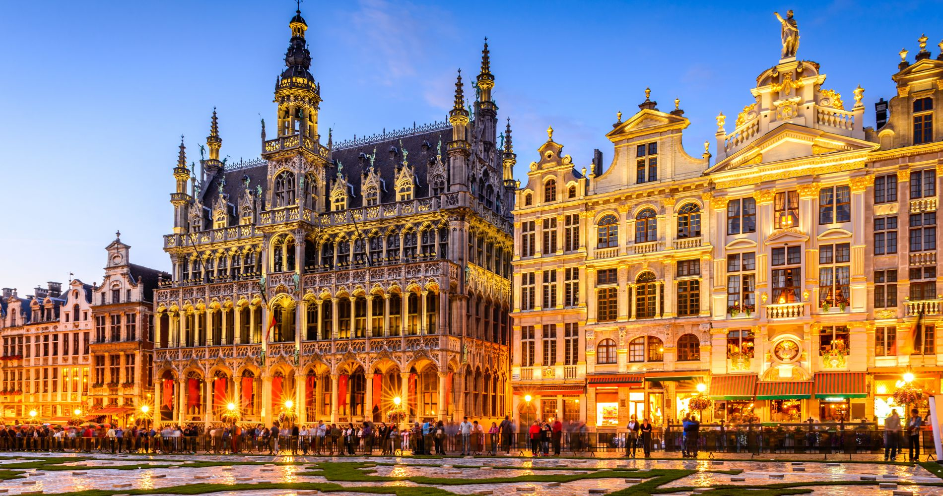 Brussels Mysteries and Legends - Half-Day Walking Tour