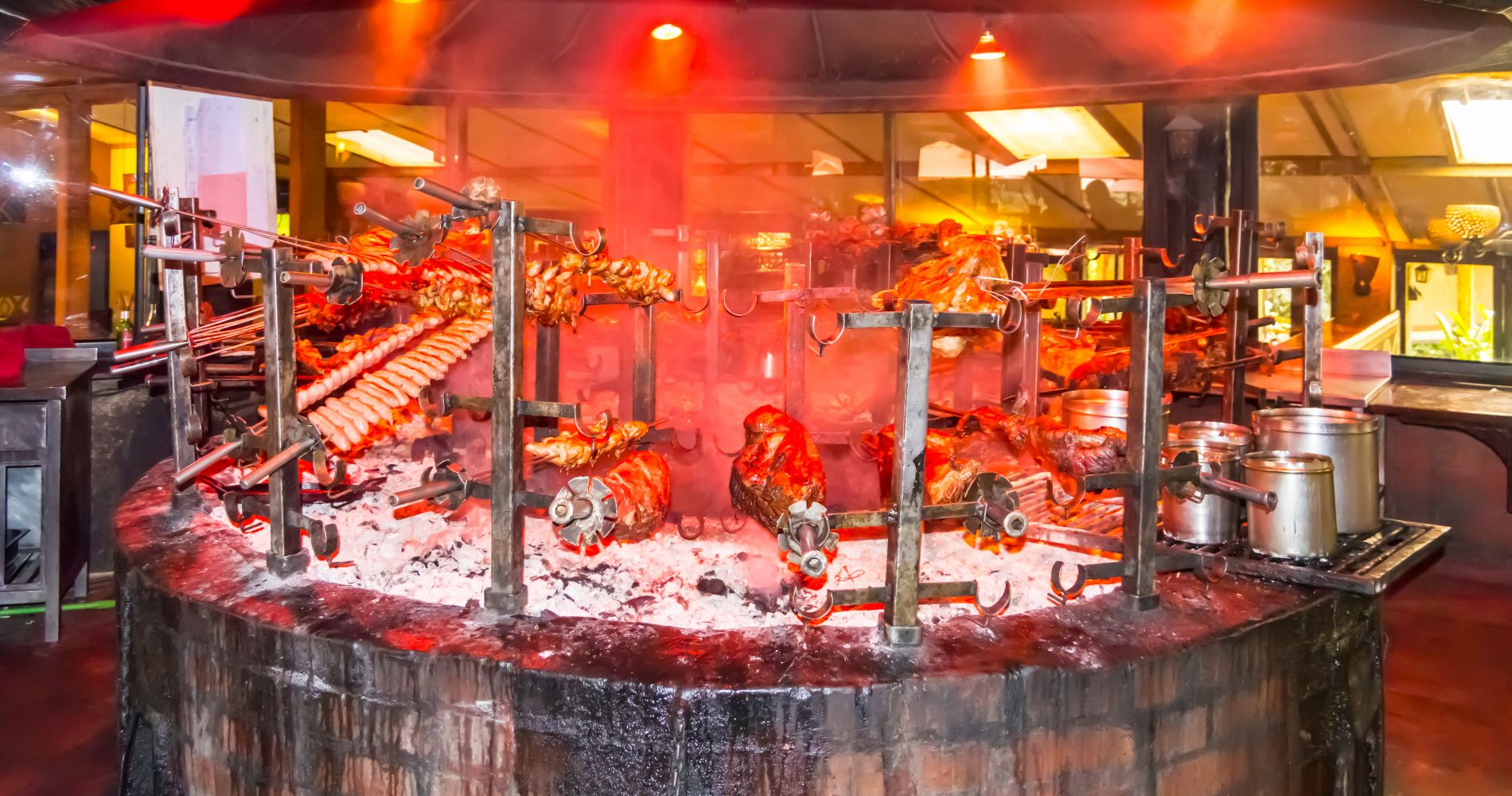 Carnivore Dinner Experience, Nairobi for Two