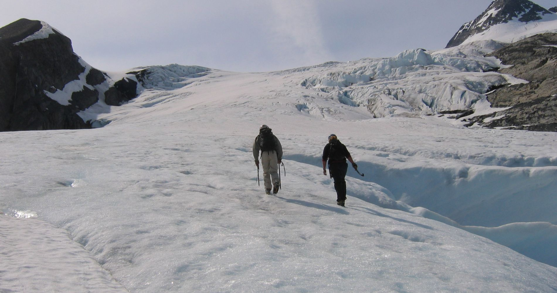 Extreme Worthington Glacier Hike Alaska Tinggly Experience Gifts