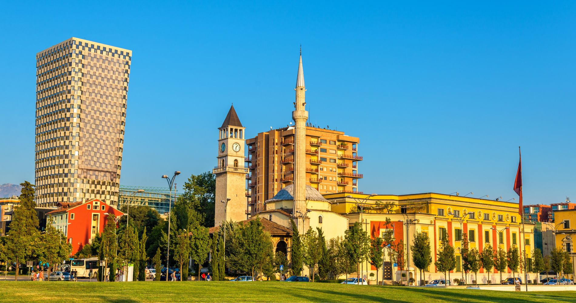 Highlights of Tirana Walking Experience