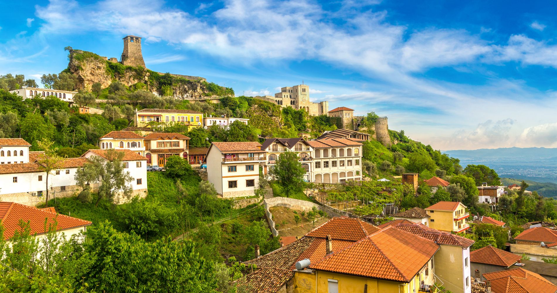 Kruja Castle Tour from Tirana for Two