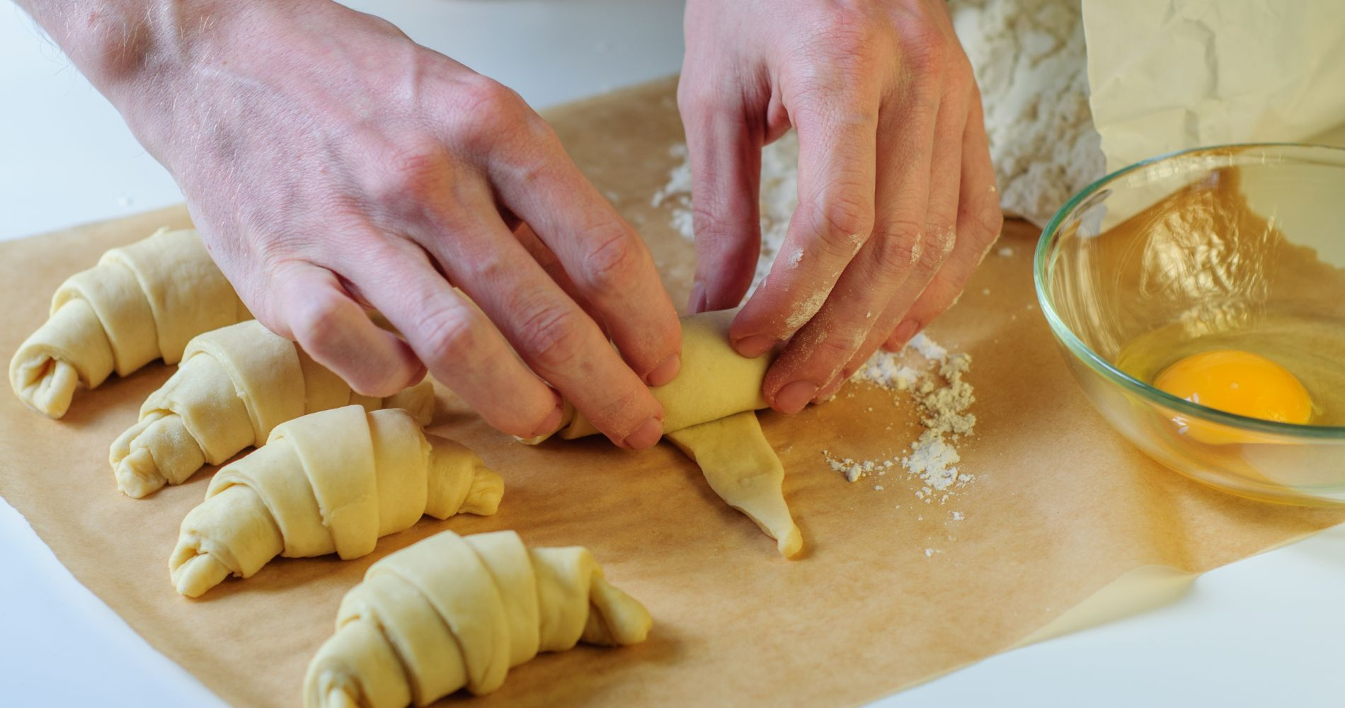 Learn How to Make Delicious Croissants in Paris, France for Two