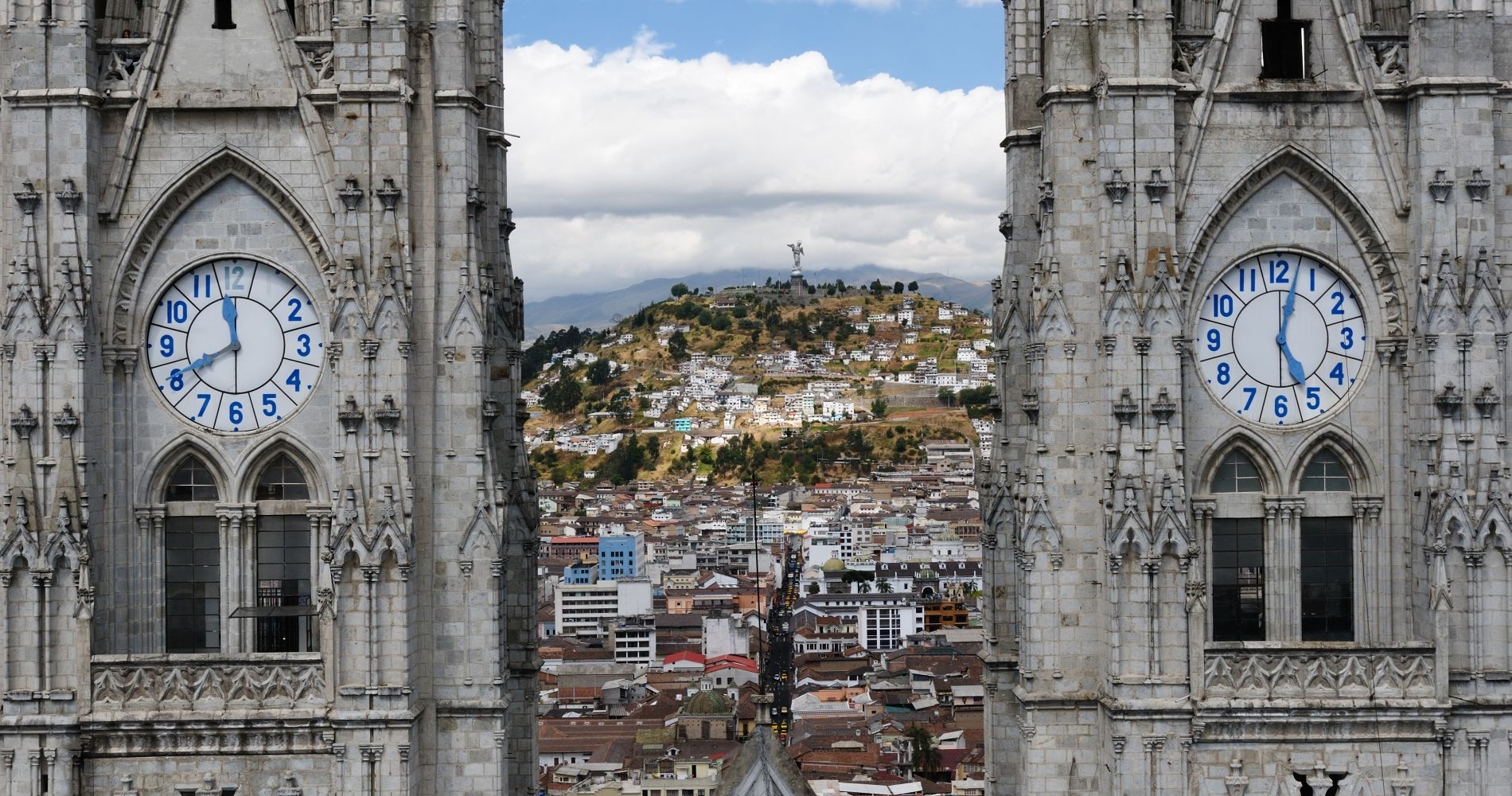 Old Town & Gastronomic Tour of Ecuador for Two