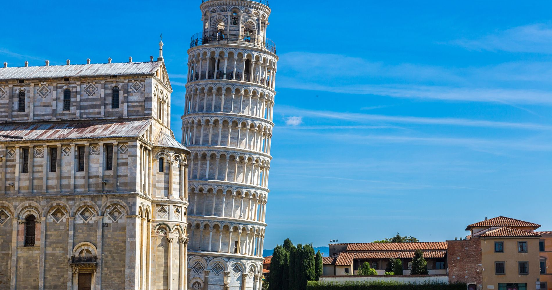 Pisa & Leaning Tower Trip from Florence for Two