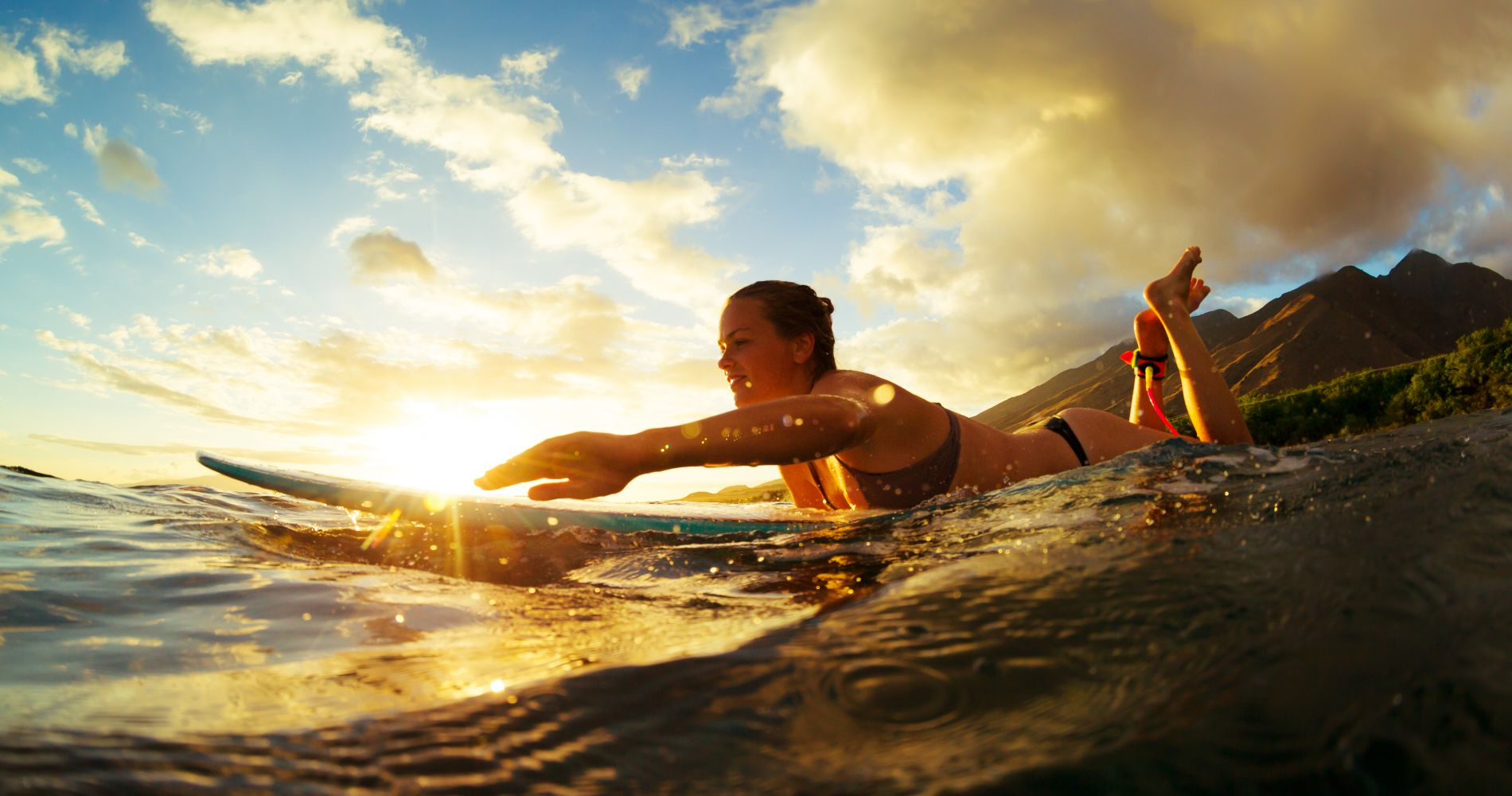 Surf Lesson for Beginners in Hawaii for Two
