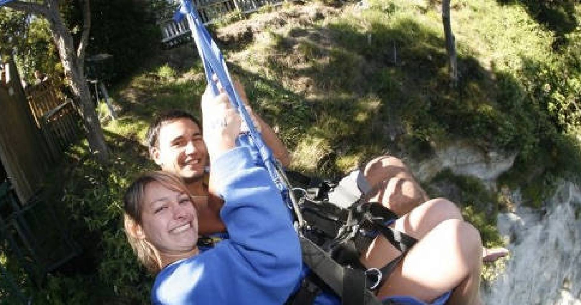 Taupo Cliffhanger Experience Gift