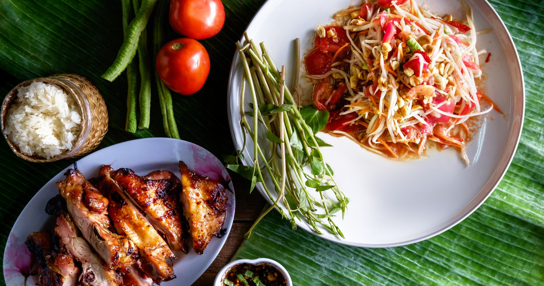 Thai Cooking Classes in Bangkok for Two