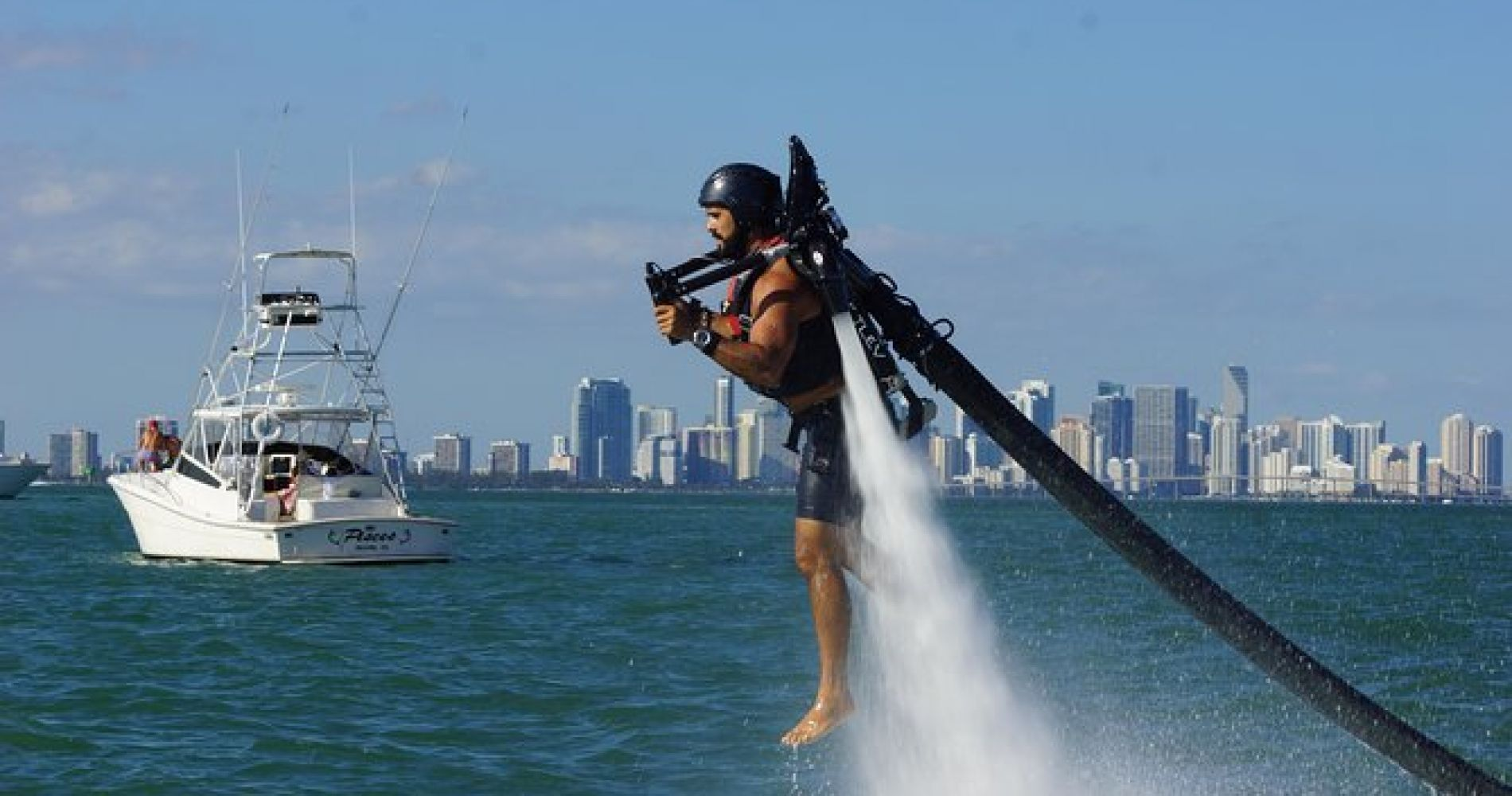 Unforgettable Miami Jetpack Experience for Two