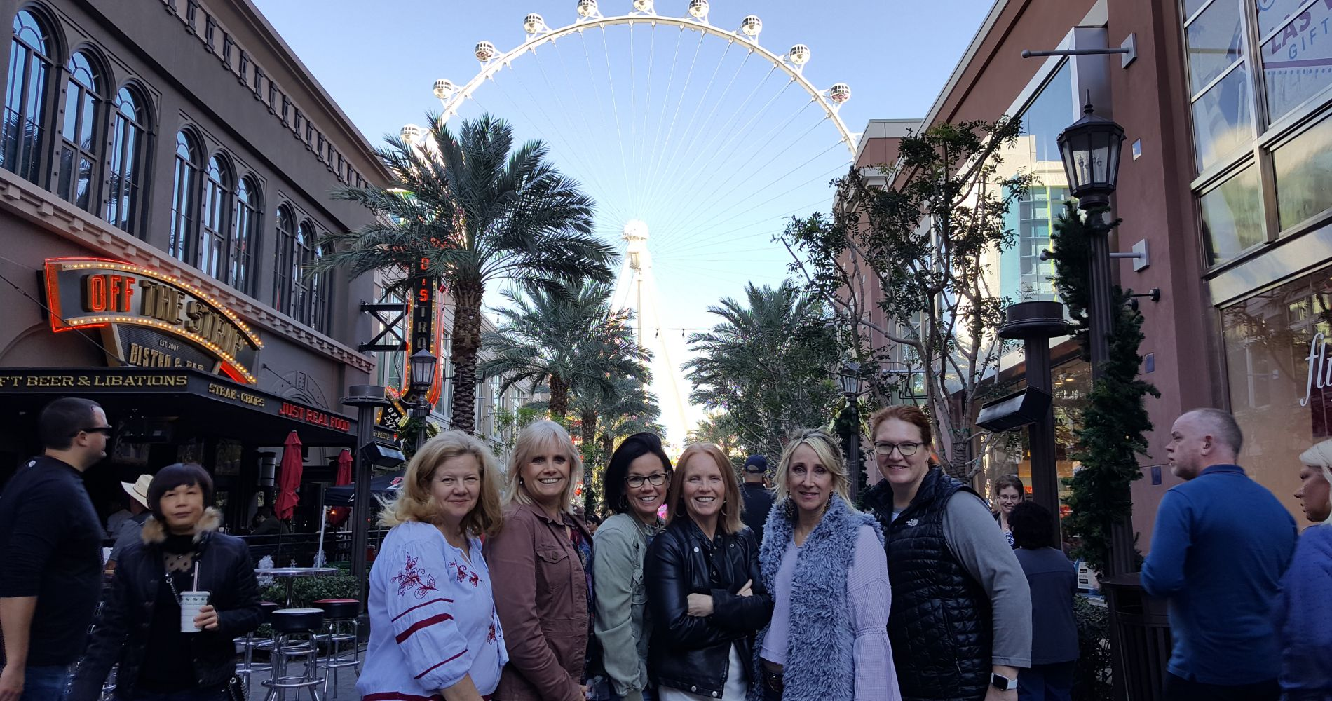 Foodie Tour on the Las Vegas Strip for Two