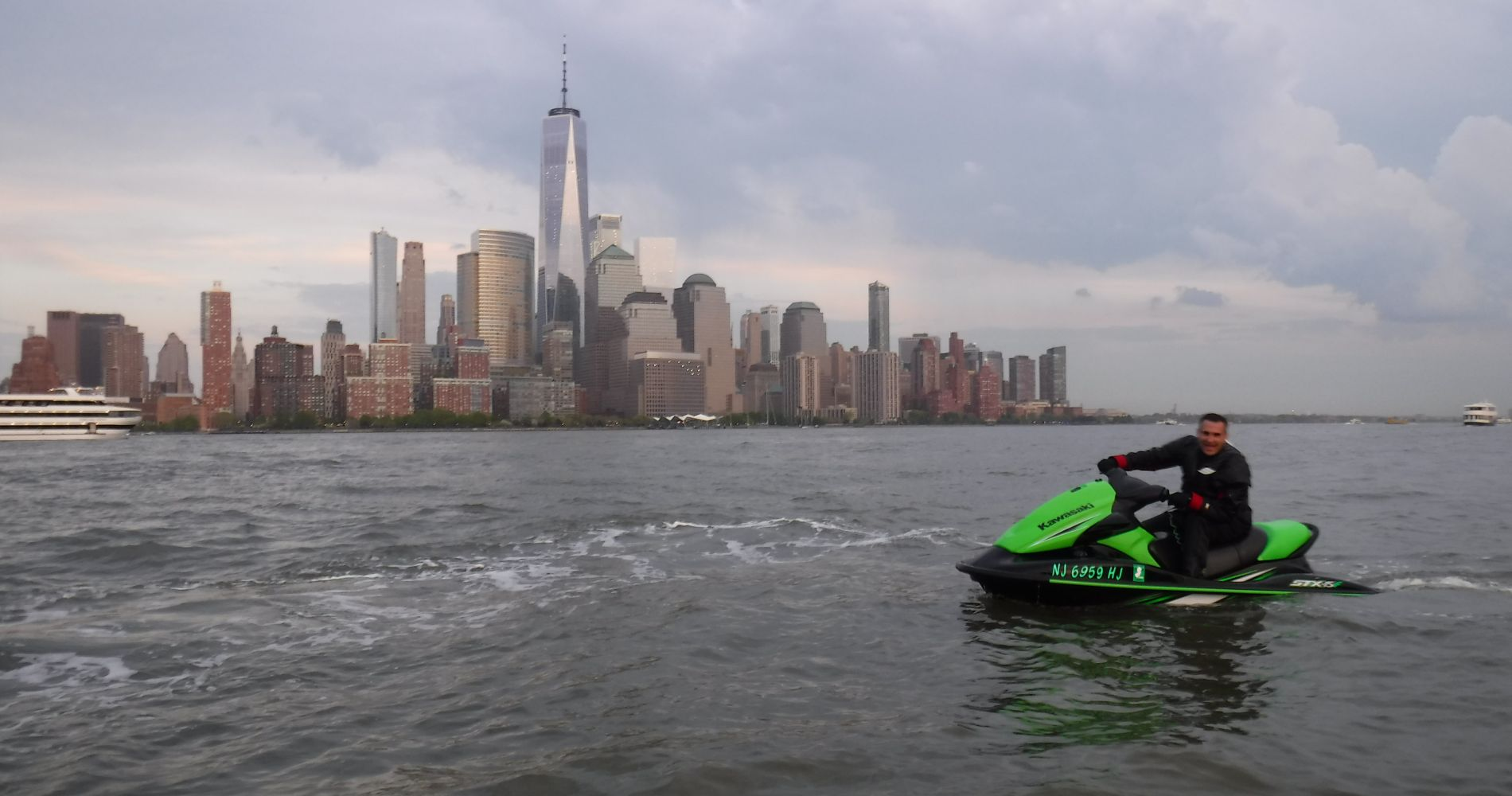 Jet Ski Adventure in New York CIty for Two