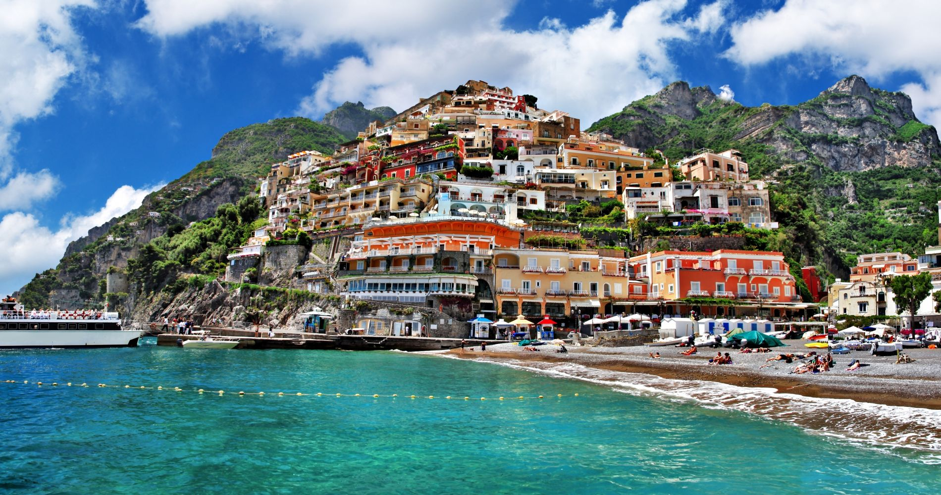 Amalfi Coast Experience from Naples for Two