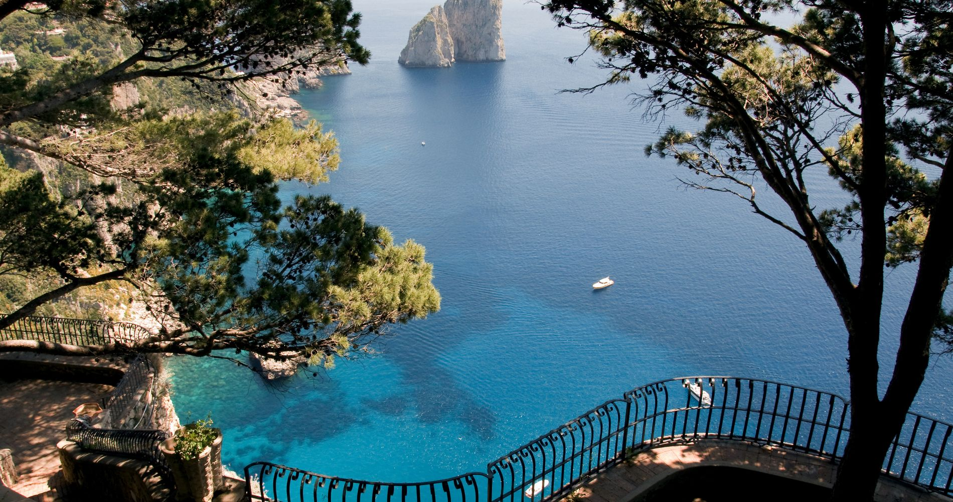 Full-Day Small Group Boat Experience from Sorrento