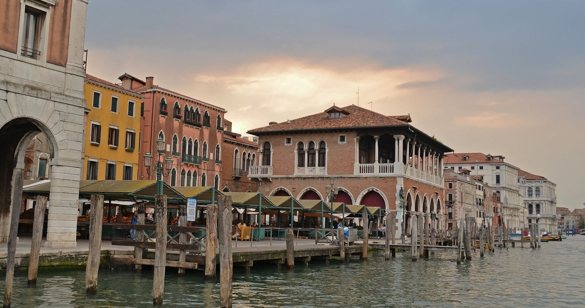 Rialto Market Food and Wine Experience of Venice