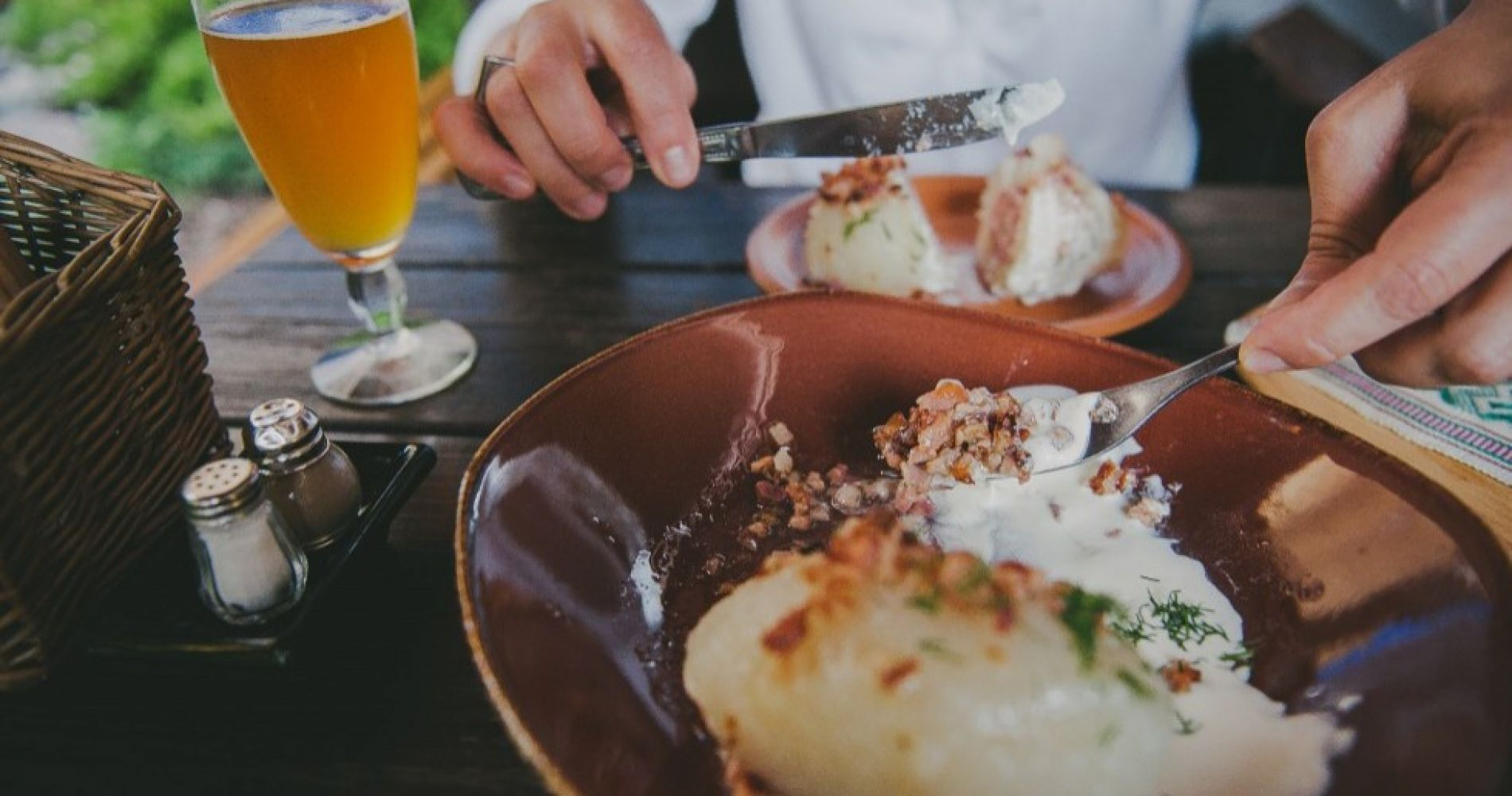 Flavours of Vilnius Tasting Experience