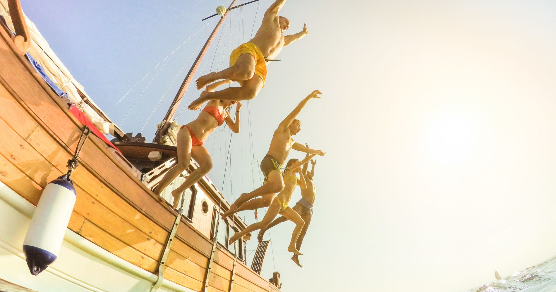 Pirate Boat Party with Drinks & Food in Malta for Two