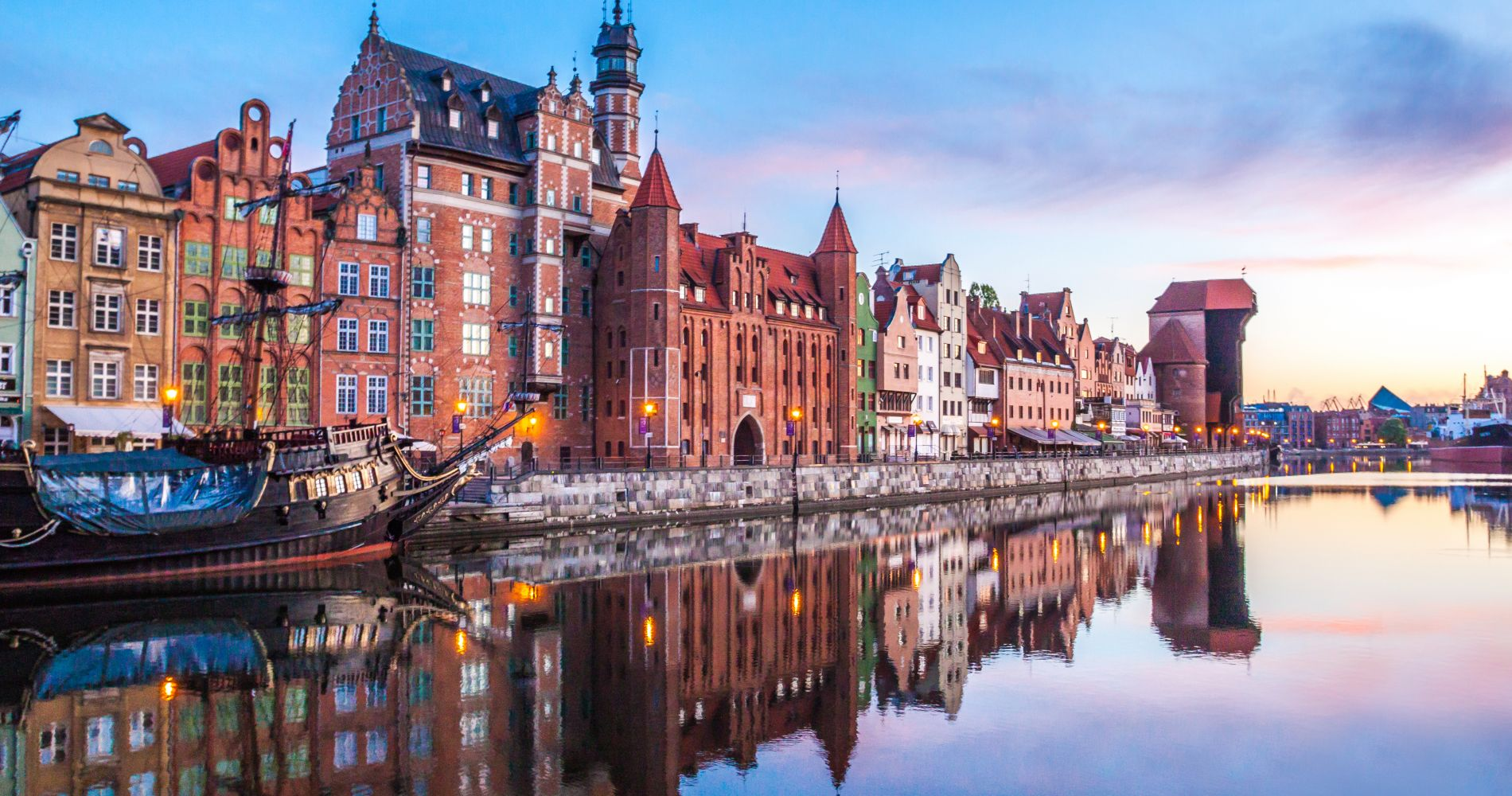Kayaking Experience in Gdansk: History Tour