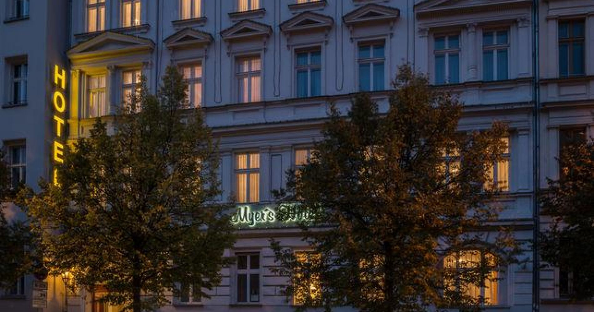Myer S Hotel Berlin Best Hotels And Overnight Stays By Tinggly