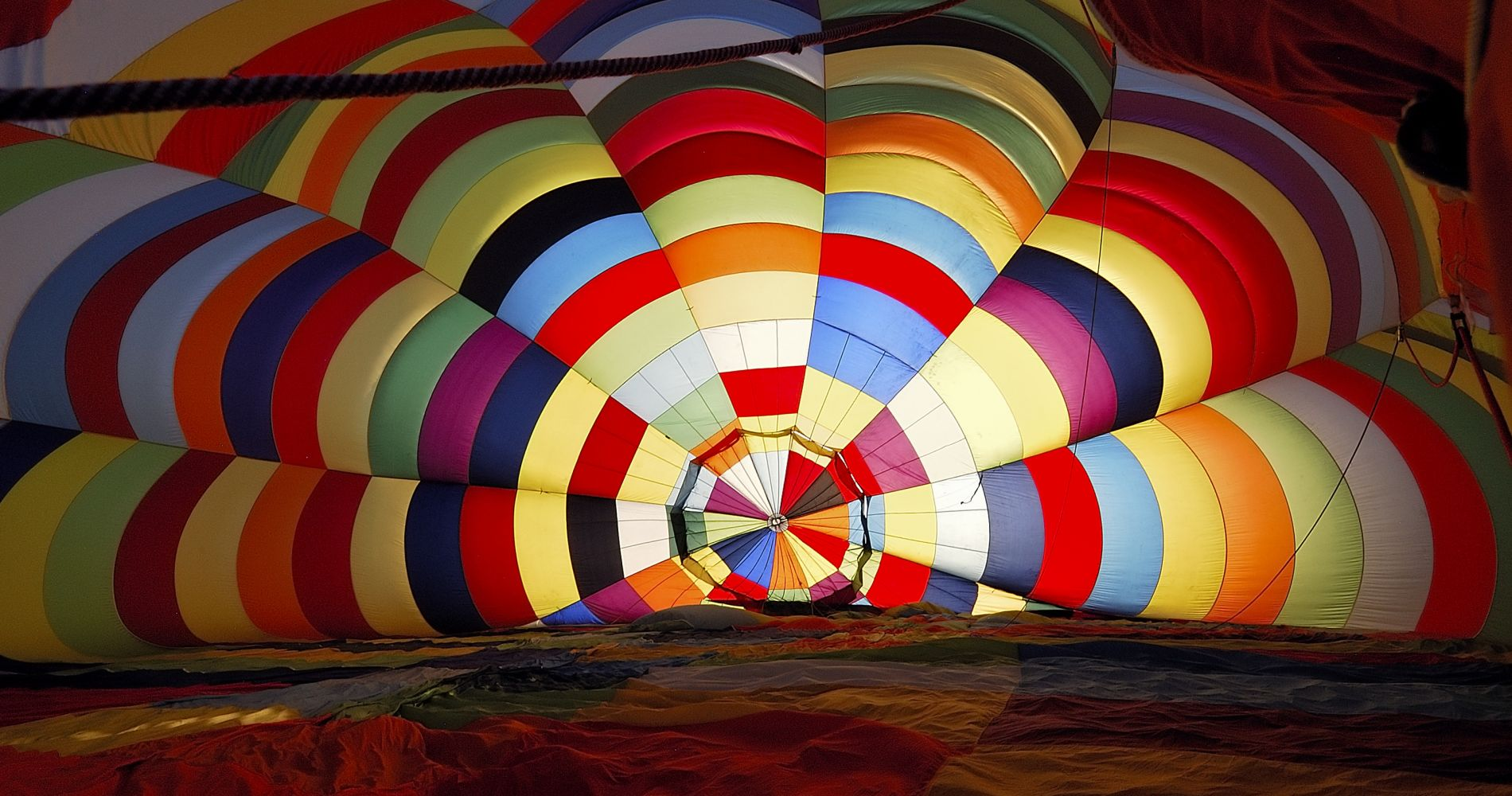 Hot Air Balloon Flight near Chicago