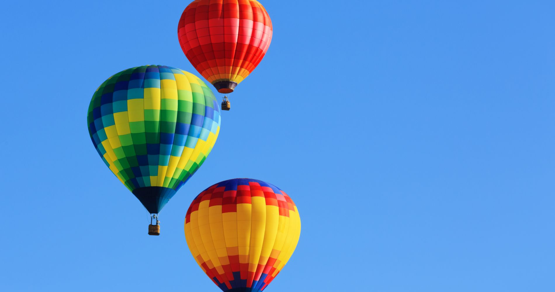 Hot Air Balloon Flight near Seattle