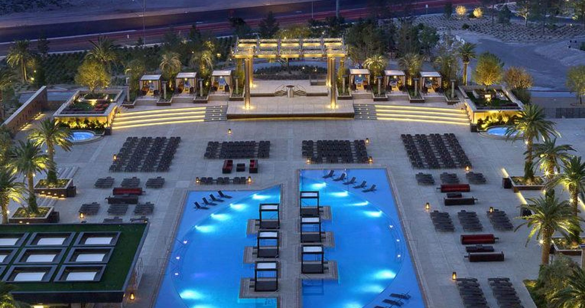 m resort spa and casino reviews