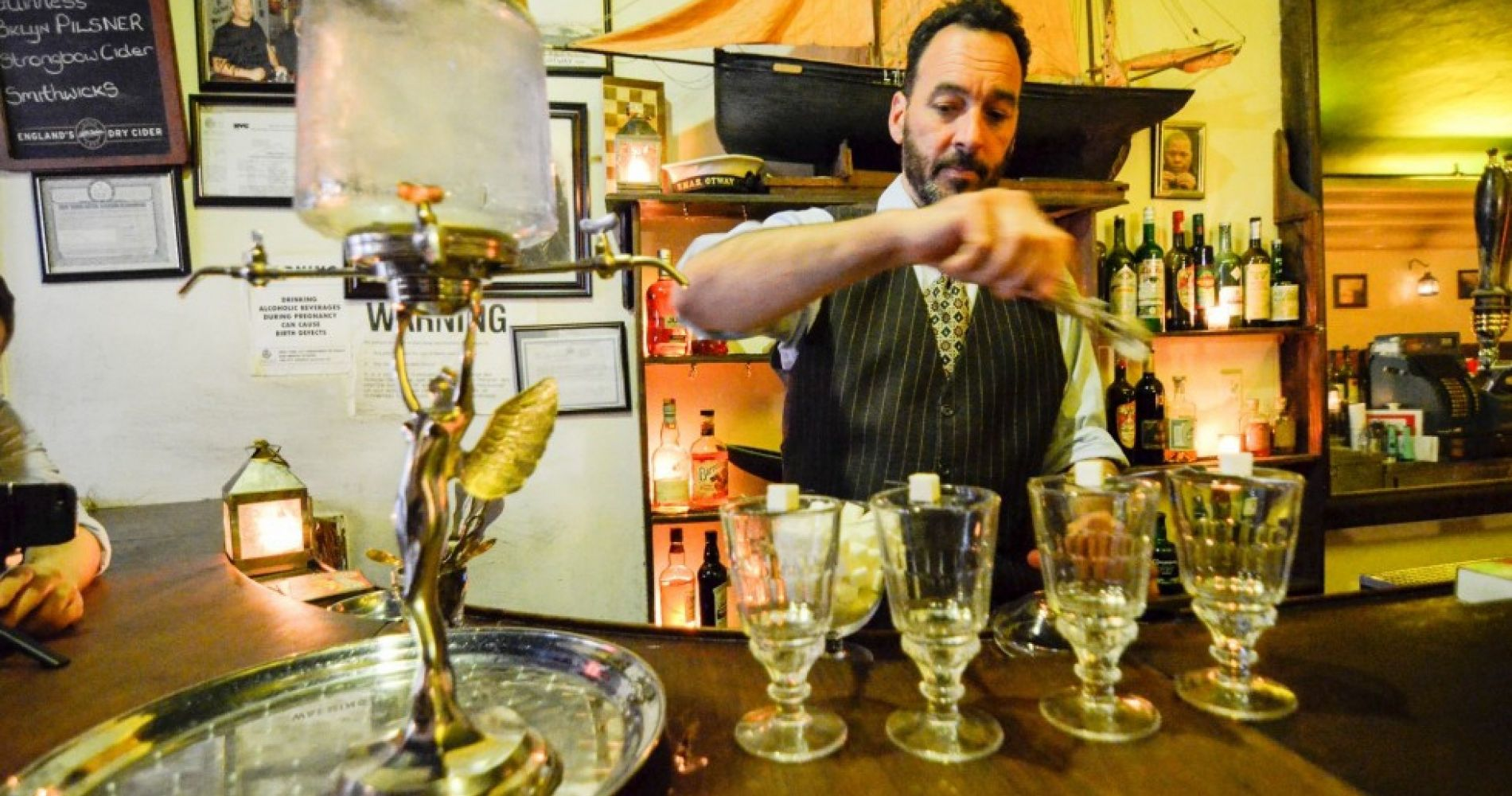 New York Craft Cocktail Experience