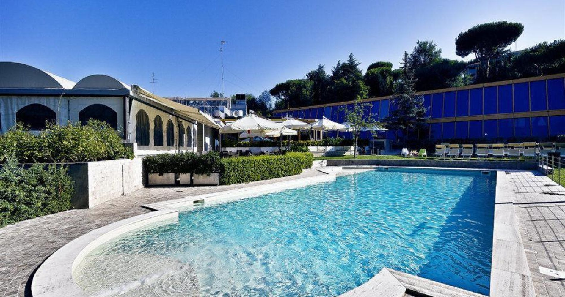 All Time Relais And Sport Hotel Eur Roma