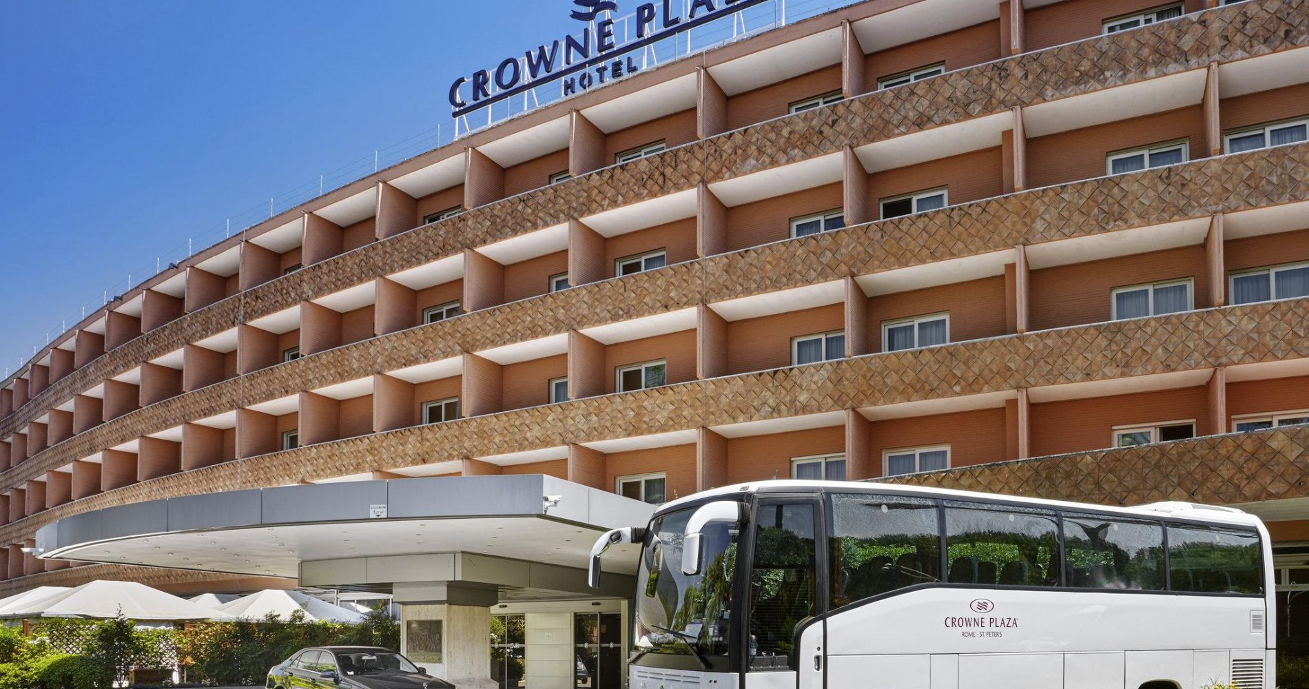 Crowne Plaza St Peters Hotel Rome