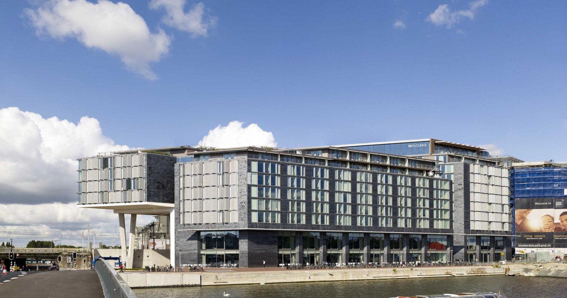 Doubletree by hilton hotel amsterdam centraal station best for Hotel amsterdam stazione