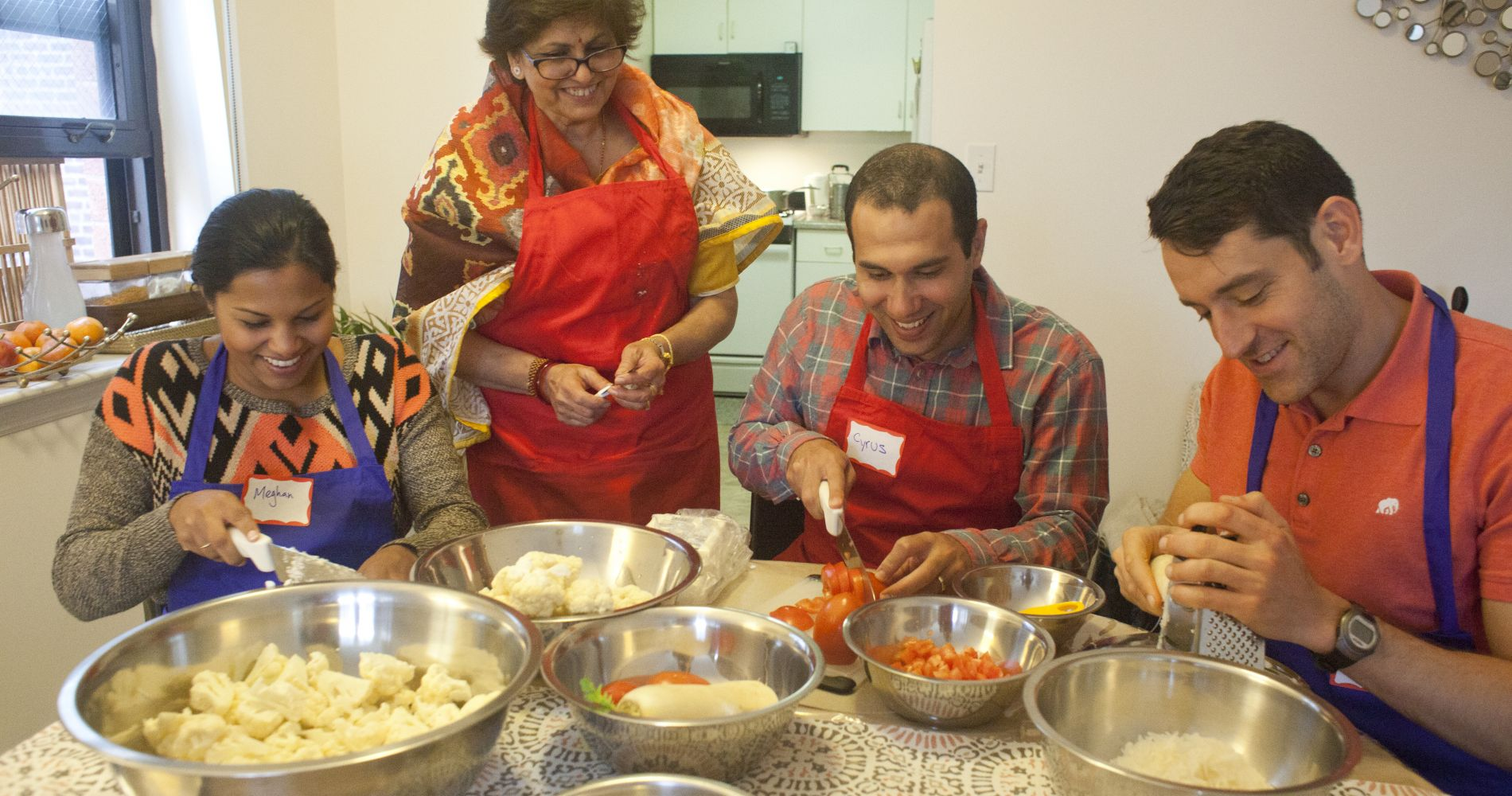 Immersion Cooking Workshop in New York