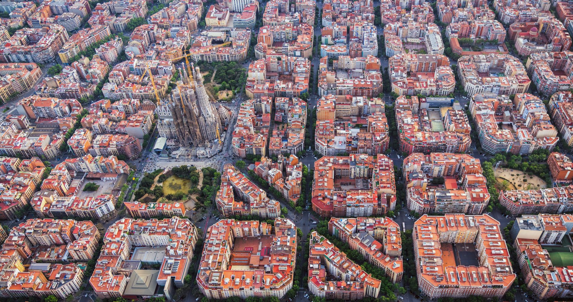 Barcelona Tour by Helicopter, Boat & Foot for Two