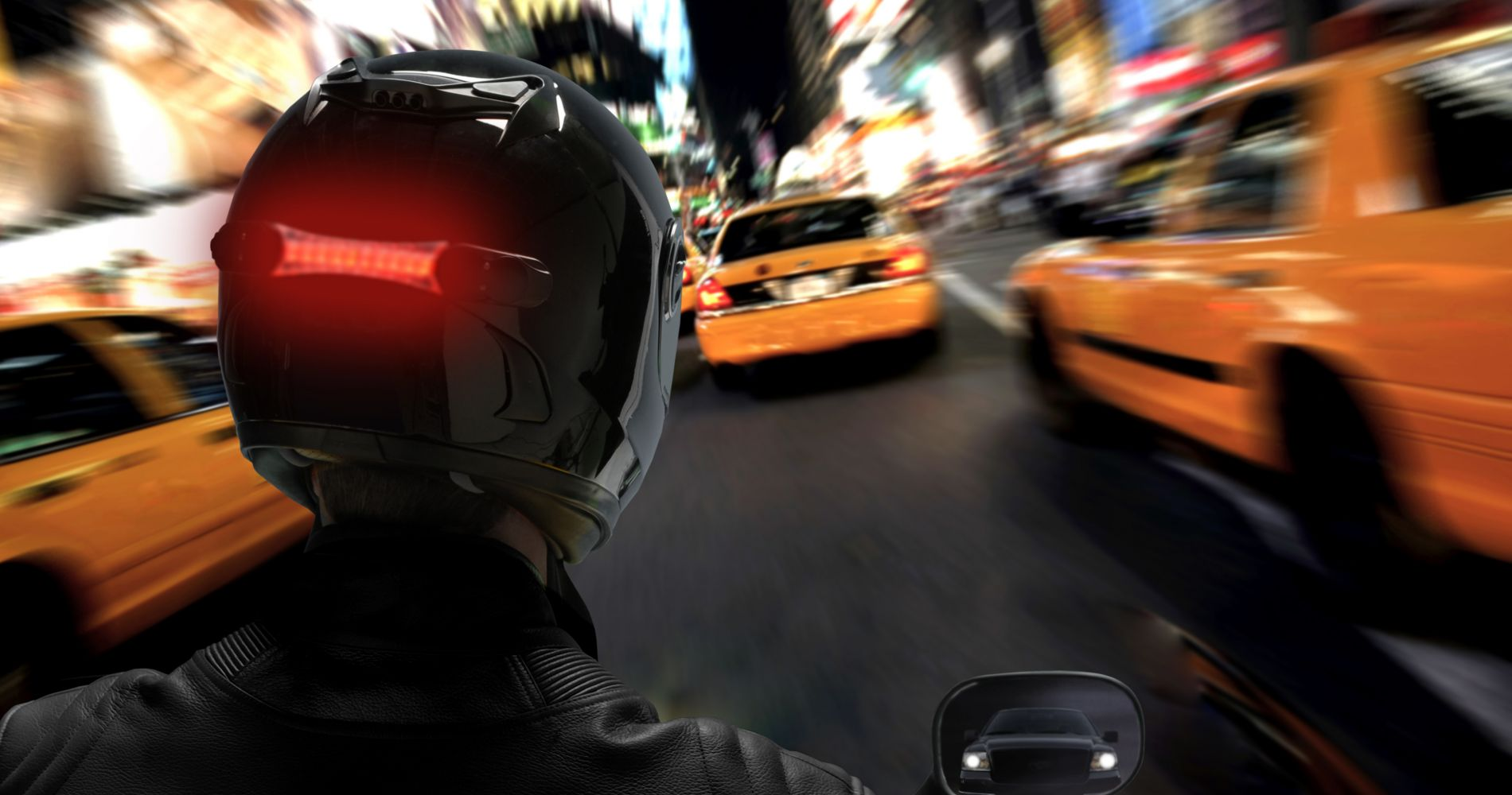 Private Motorcycle Experience of Midtown Manhattan