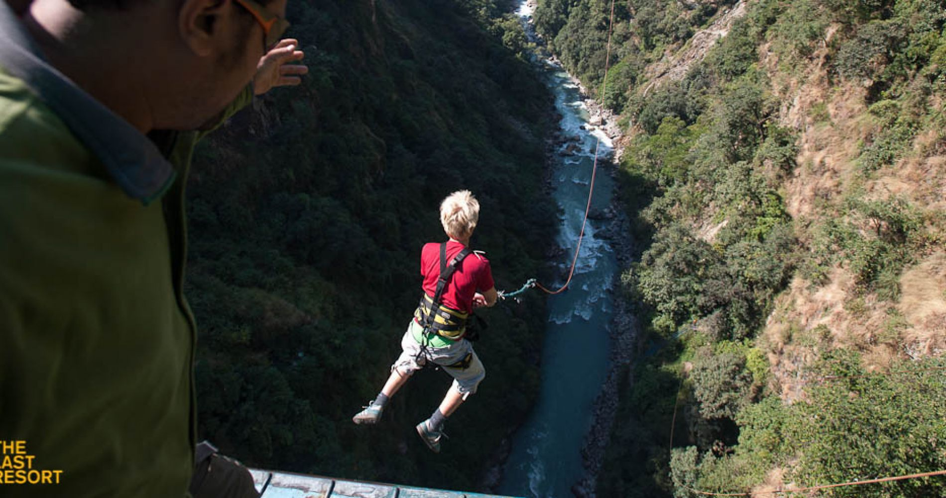 Tandem Swing and overnight stay in Nepal