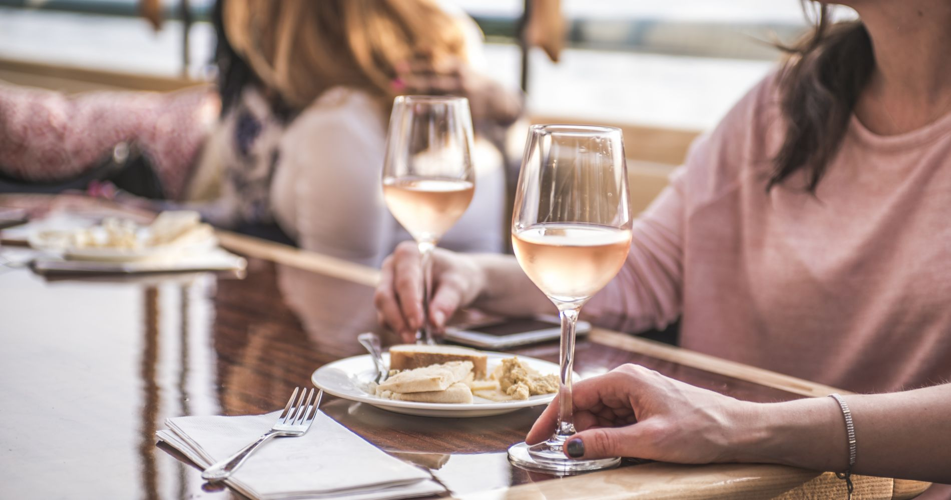 Wine & Cheese Pairing Classes aboard a Yacht