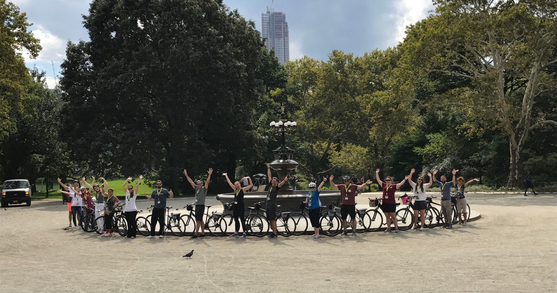 New York Central Park Bike Tour