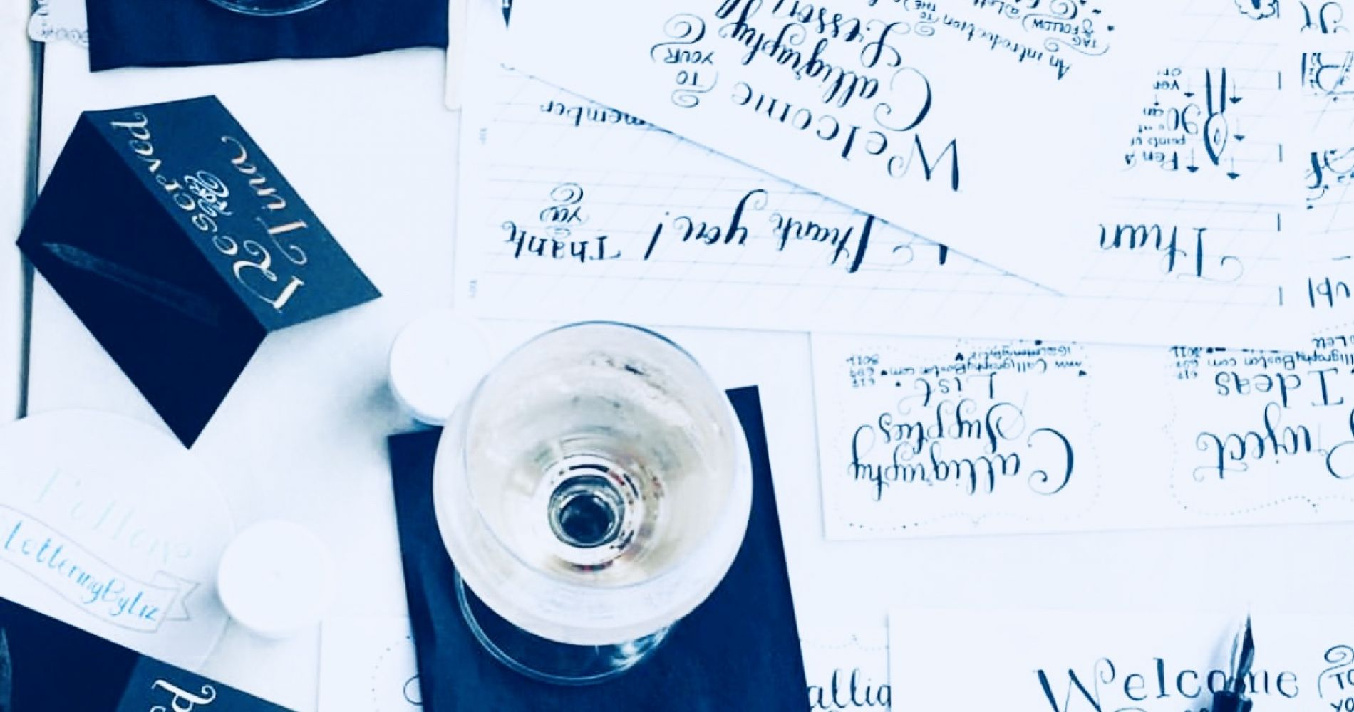 Modern Calligraphy Workshop for Beginners for Two