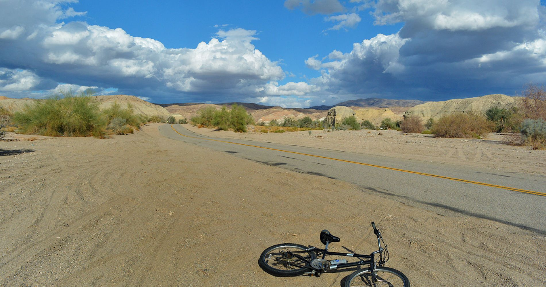Indian Canyons Bike and Hike in Palm Springs