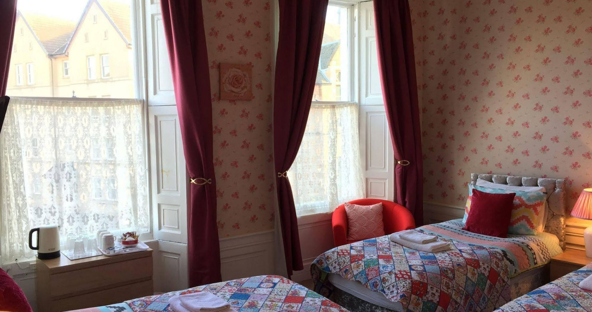 16 Pilrig Guest House