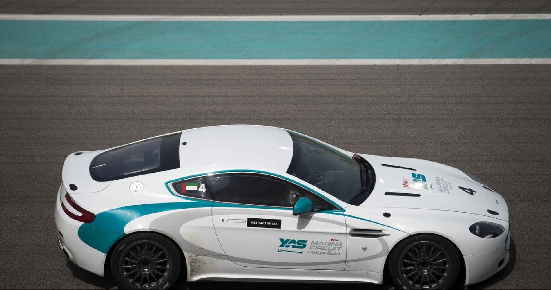 Aston Martin GT4 Passenger experience for Two
