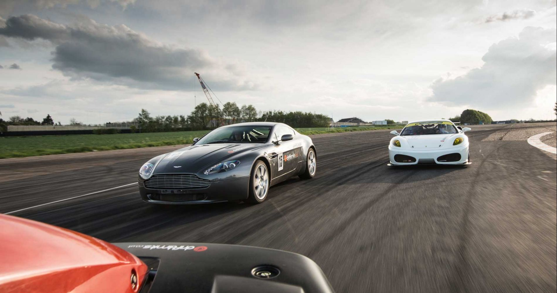 Supercar Five Driving experience at Brands Hatch
