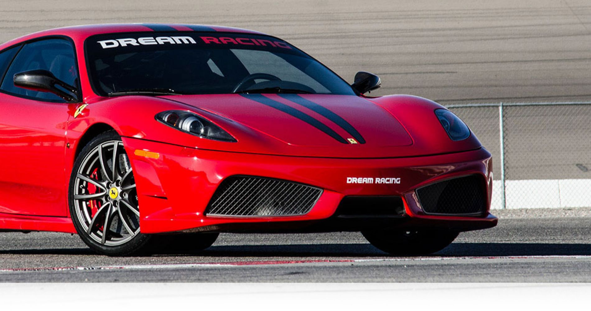 7 laps in a supercar of your choice in Las Vegas
