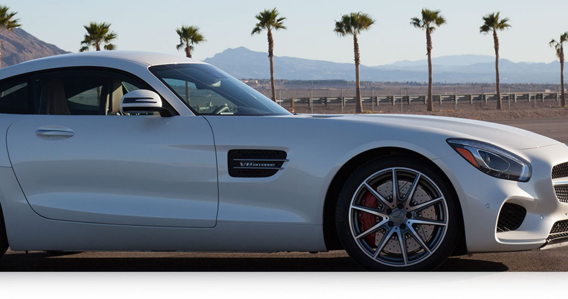 10 laps in a supercar of your choice in Las Vegas