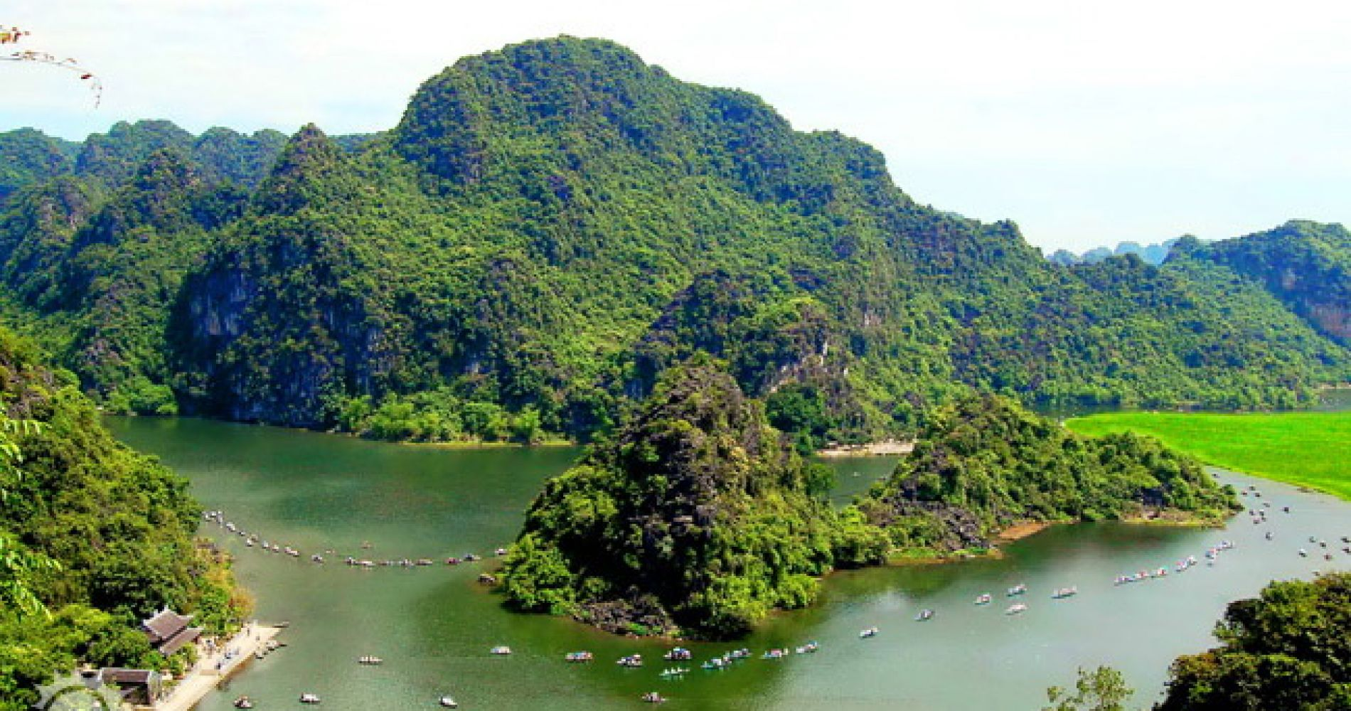 Ha Long Bay on Land, and the Citadel for Two
