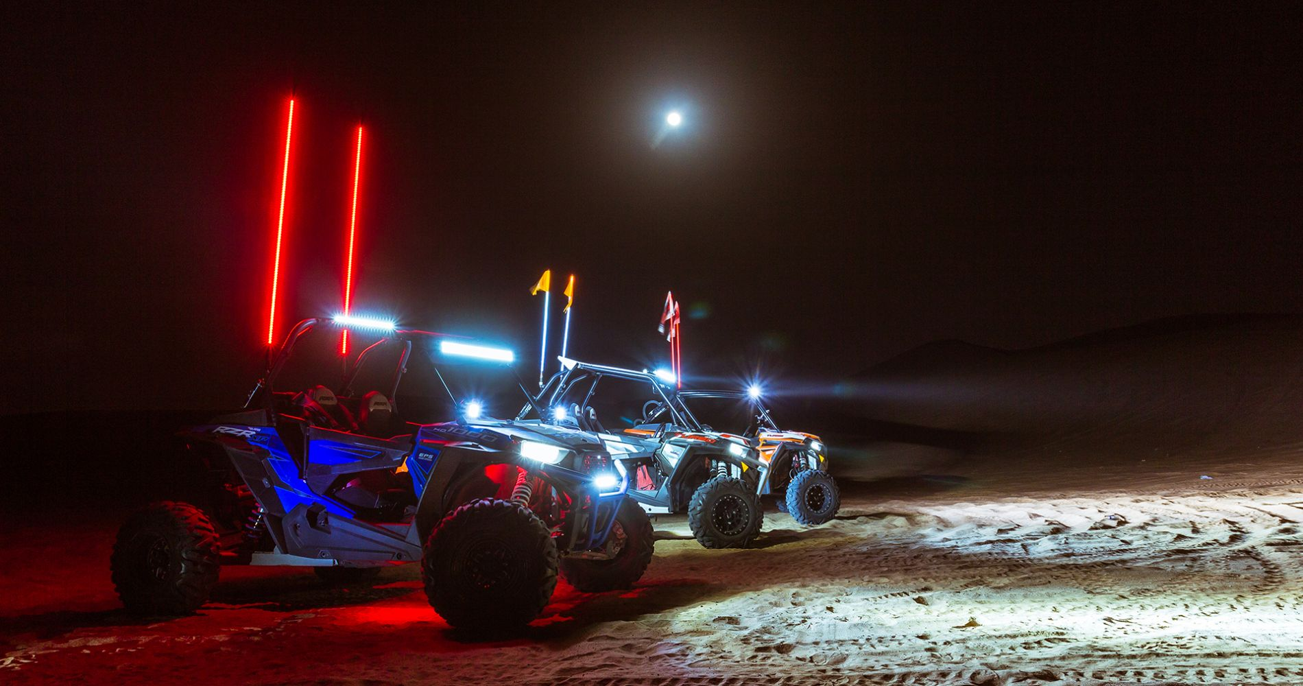 Night Raid Buggy Tour