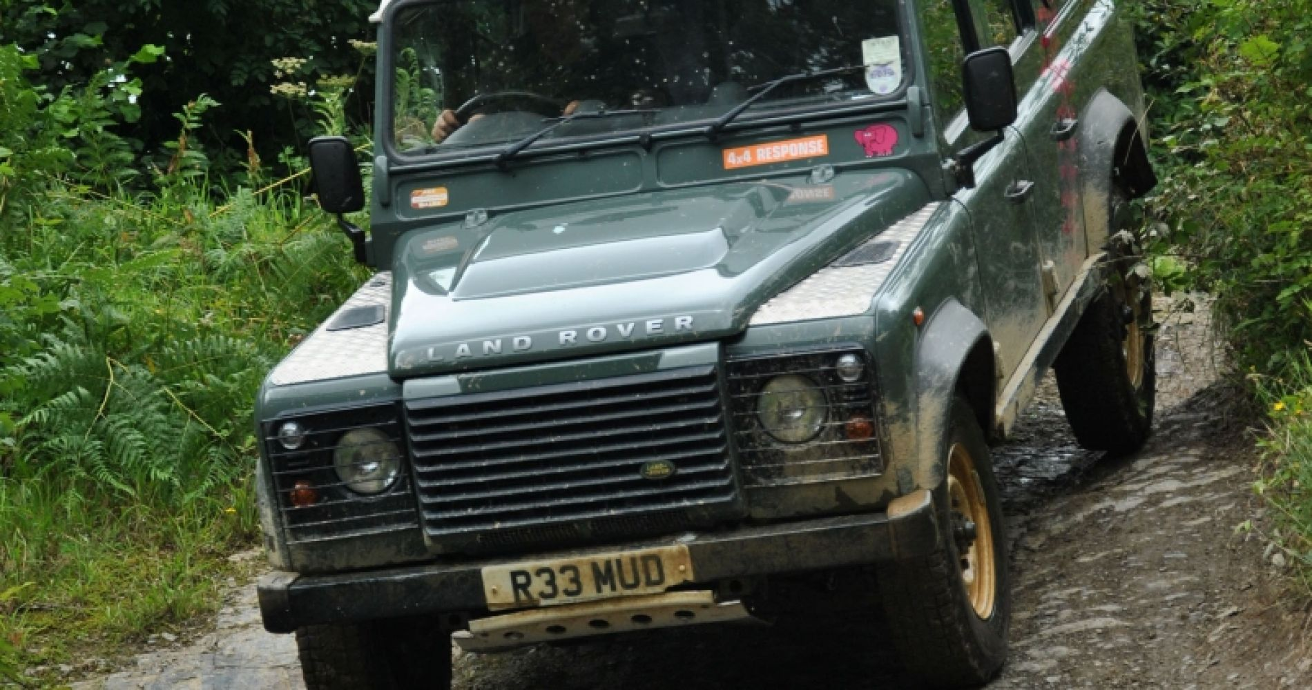 Half day 4x4 Off-Road Driving Experience